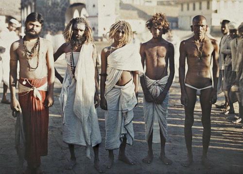 India, Bombay (Sadus), 1913. © Musée Albert-Kahn.jpeg