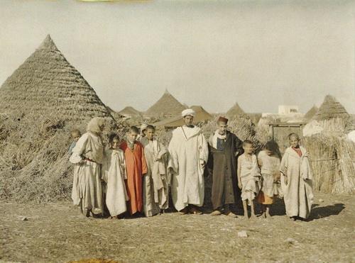 Morocco, Benguerir, 1912. © Musée Albert-Kahn.jpeg