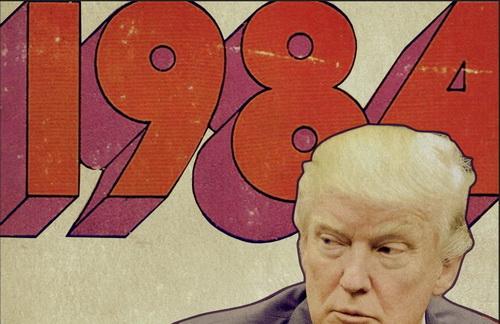 SLOBODA JE REĆI DA SU DVA I DVA ČETIRI: Orwellova '1984' najprodavanija uAmerici