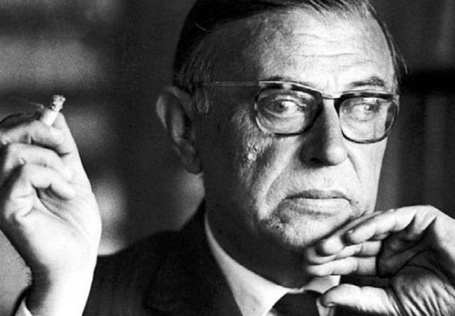 Sartre about consequences