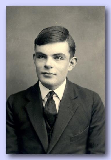 BINARNI  KOD TIJELA I DUHA Kompjuterski pionir Alan Turing osmrtnosti