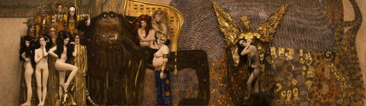 inge-praders-recreation-of-gustav-klimts-beethoven-frieze-1901