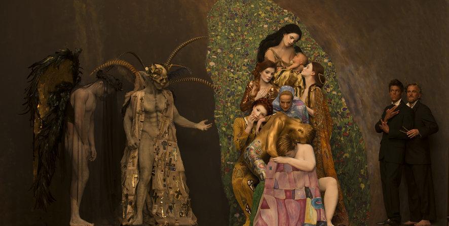 Klimtovim radovima udahnutživot