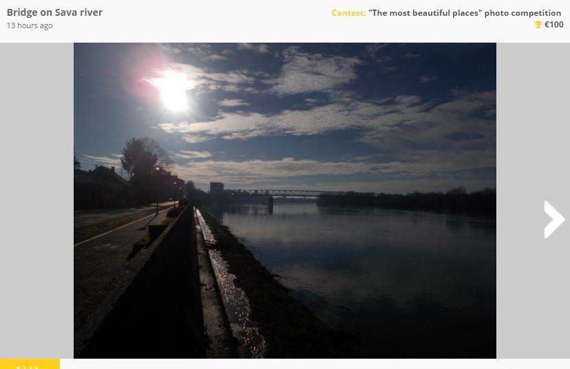 FOTO TAKMIČENJE Najljepše mjesto na svijetu 'Bridge on Savariver'