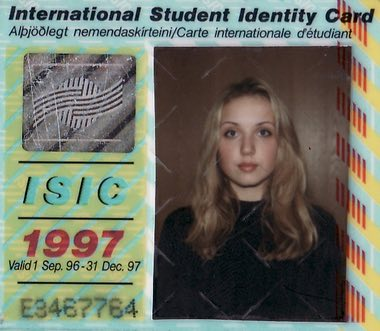 Thordis_s student ID from around the time she met Tom. Photograph Courtesy of Thordis Elva