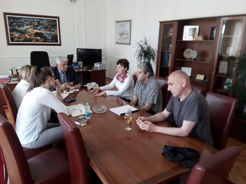 KULTURA KULTURI Još jedan sastanak sa predstavnicima vlasti kojim Inicijativa potvrđujenapredak