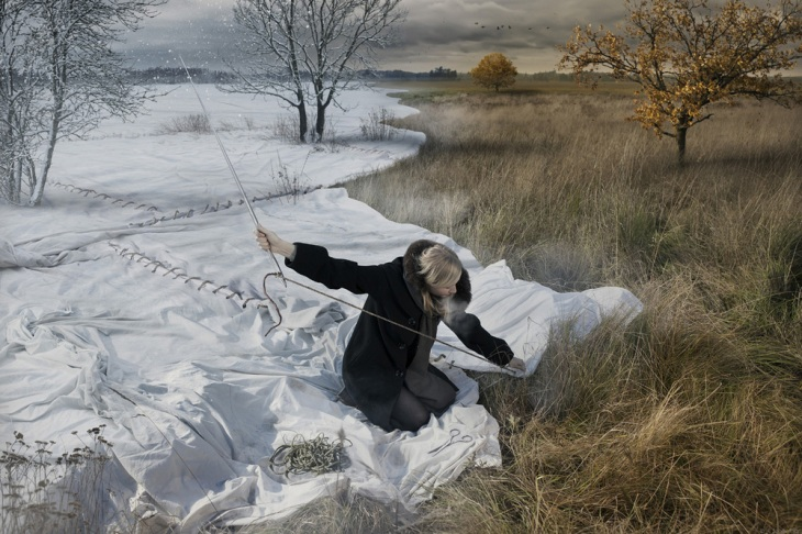 Expecting Winter Erik Johansson