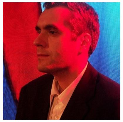 Danijel Mihić, idejni pokretač Inicijative, foto dachblog