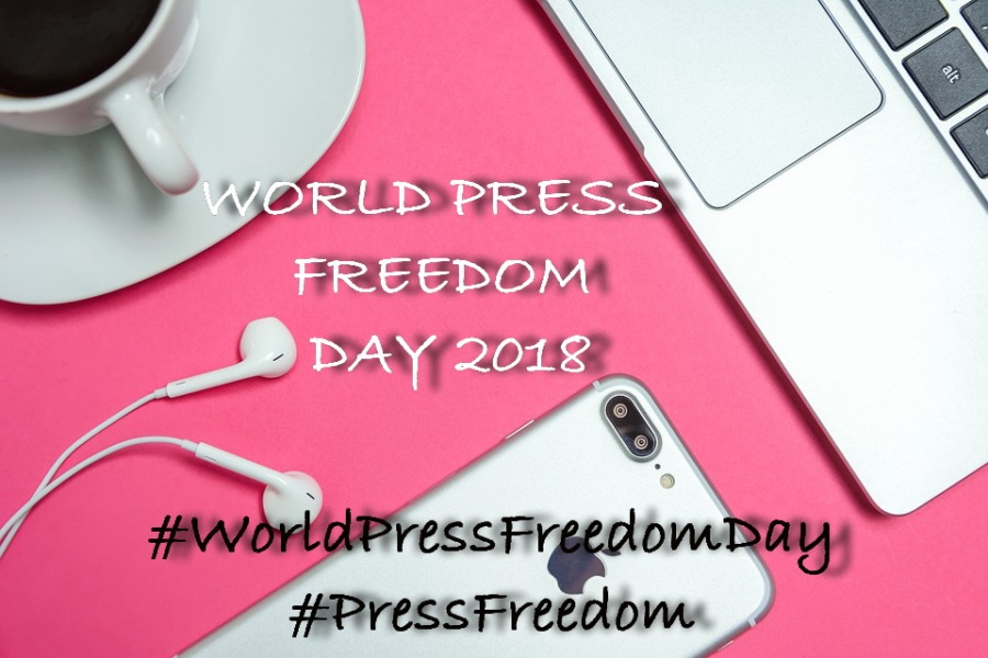 3 MAJ Međunarodni dan slobodemedija