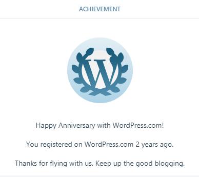 GODIŠNJICA: Dvije godine na Wordpressplatformi