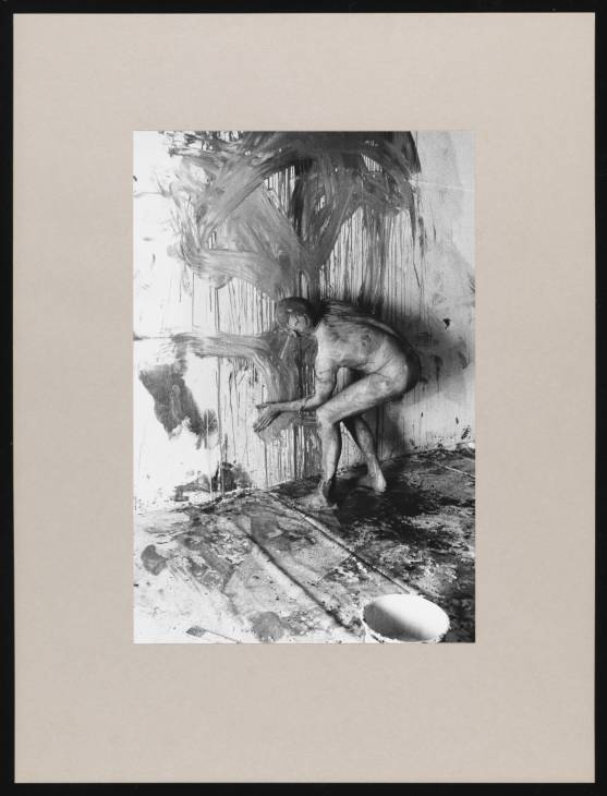 Moments of Decision/Indecision 1975 by Stuart Brisley born 1933