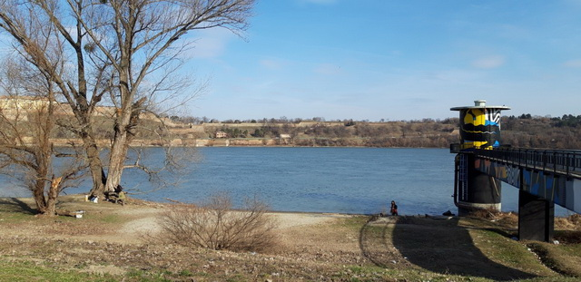 Foto: Pogled na Dunav