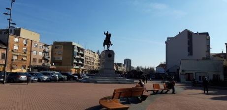 Foto: Spomenik posvećen Kralju Petru I Karađorđeviću