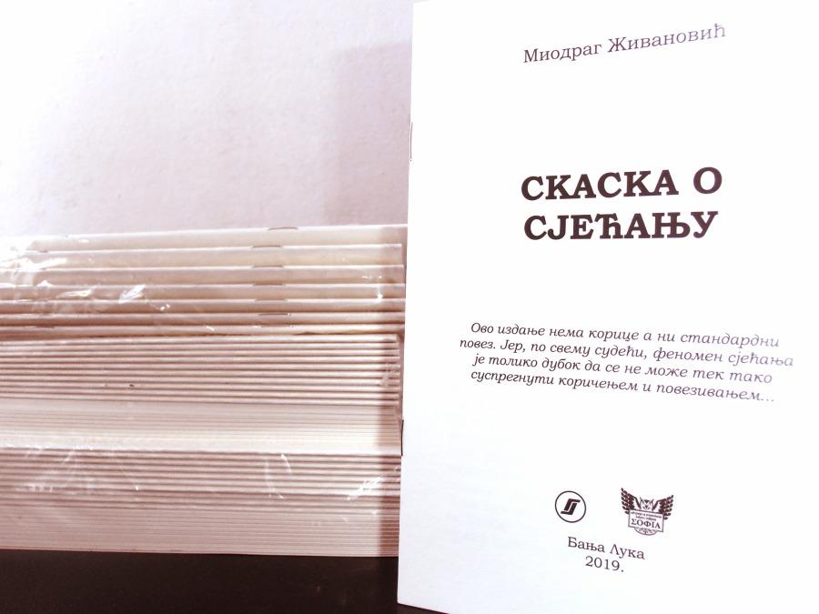DEŠAVANJA: ANA GALIĆ SA Miodragom Živanovićem Skaska osjećanju