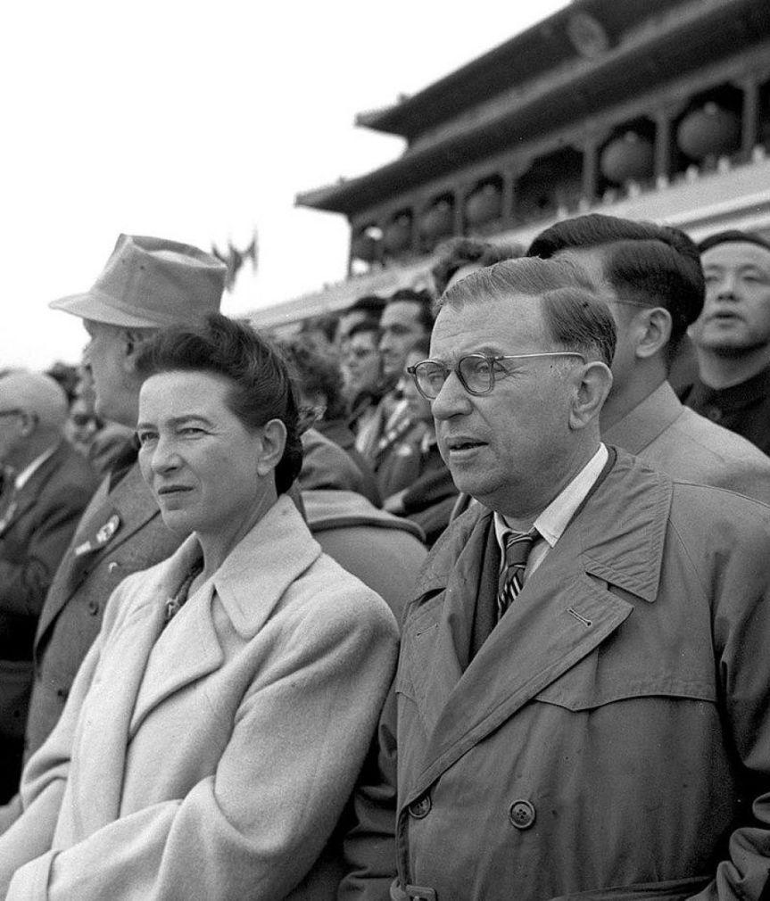 RAZGOVORI SA JEAN-PAUL SARTREOM: Tri pitanja koja je Simone de Beauvoir postavila Jean-PaulSartreu