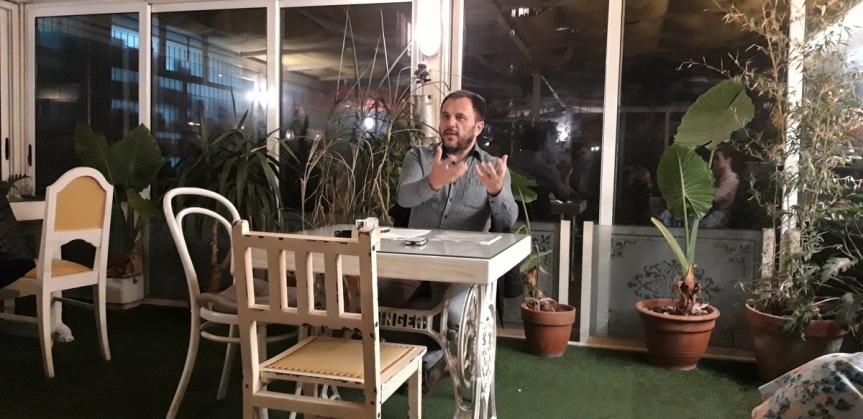 Održano sedmo veče Sofia kafea(FOTO)